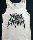 WAKING THE CADAVER Tank Top  CRYTOPSY CANNIBAL CORPSE  S - XL FREE SHIP
