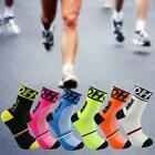 Unsex Riding Cycling Sport Socks Men Women Breathable Bicycle Footwear Outdoor/