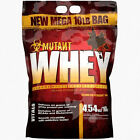 PVL MUTANT WHEY PROTEIN - MUSCLE GROWTH - 10LB BAG - 4.5KG - ALL FLAVOURS