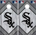Chicago White Sox Cornhole Wrap MLB Vintage Game Skin Set Vinyl Decal CO382 on Ebay