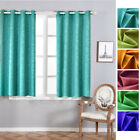 Embossed Blackout 52 x 64-Inch Window Drapes Curtains 2 Panels Home Decor Design