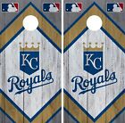 Kansas City Royals Cornhole Wrap MLB Vintage Game Skin Set Vinyl Decal CO406 on Ebay