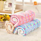 Pet Puppy Dog Cat Kitten Hamster Rest Blanket Cushion Bed Warm Sleep Cage Mat