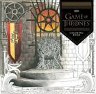 HBO's Game of Thrones Colouring Book, Hbo, New