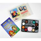 8 Colour Palette Animal Make-up Boxed - Makeup Face Paint