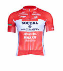 BIEMME SOUDAL-LEE COUGAN Racing Team 2017 - Herren Fahrradtrikot