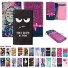 For Coolpad Roar 5 Wallet Bag Flip Case Cover Wings Tower Insect Leopard Color