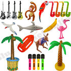 HAWAIIAN HULA LUAU BEACH POOL PARTY SUMMER DECORATION INFLATABLE FANCY DRESS LOT