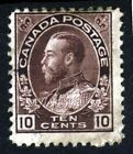 CANADA King George V 1912 10 Cents Brown-Purple Perf.12 SG 210 MINT