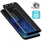 Privacy Anti-Spy Tempered Glass Screen Protector For Samsung Galaxy S9 / S9 Plus