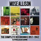 The Complete Recordings: 1957-1962 by Mose Allison (CD, Mar-2015, 5 Discs,...