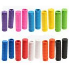 Road BMX MTB Mountain Bike Bicycle Cycling Scooter Rubber Handlebar End Grips