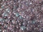 """MARBLE LOT 2 LBS 9/16"""" LAVENDER & BLUE COLOR MIX CHAMPION MARBLES FREE SHIPPING"""