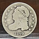 1829 Bust Dime - Small 10C - Good (#11836)