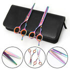 Professional Barber Hair Cutting Thinning  Shears Set HAIRDRESSING SCISSORS SET