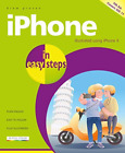 iPhone in easy steps, 7th Edition: Covers iPhone X and iOS (UK IMPORT)  BOOK NEW