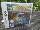 POKEMON : Mystery Dungeon TEAM BLAU (Nindendo DS , 2006) + Spielanleitung ~TOP~