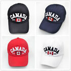 Style Unisex Canada Flag Individual Magic Adjustable Snapback Golf Hip-hop Hat
