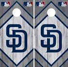 San Diego Padres Cornhole Wrap MLB Wood Game Board Skin Set Vinyl Decal CO524 on Ebay