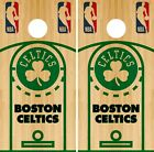 Boston Celtics Cornhole Wrap NBA Court Game Board Skin Set Vinyl Decal CO560 on eBay