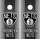 Brooklyn Nets Cornhole Wrap NBA Game Board Skin Set Vinyl Decal Decor CO568 on eBay