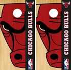 Chicago Bulls Cornhole Wrap NBA Logo Game Skin Board Set Vinyl Decal CO577 on eBay