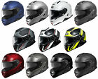 Shoei Neotec II Modular Motorcycle Helmet with Sun Visor DOT FMVSS 218 Certified
