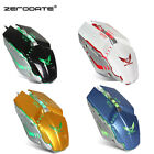 X700 Adjustable DPI LED Mechanical Wired Optical Gaming Mouse Hight Quality New