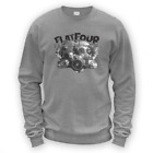 Flat 4 Engine Flat Four Sweater -x8 Colours- Gift Present Camper Bug Bus