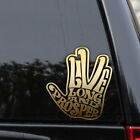 Star Trek Spock Hand Decal Sticker Live Long and Prosper Vulcan Car Window on eBay