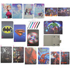 Kids Cartoon Stand Flip Leather Cover Cases For Universal 7'' 8'' 10'' Tablet PC