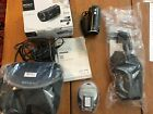 SONY HANDYCAM HDR-CX290 camcorder used, great shape w/ box carrying case battery