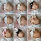 Baby Girls Lace Headband Hairband Soft Elastic Hair Accessories Flower / Bow