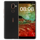 Nokia 7 Plus Smartphone Android 8.0 Snapdragon 660 Octa Core 6.0 Inch Screen GPS