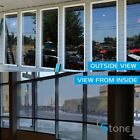 one way glass film for windows - 1YD-10YD For Chooses Solar Reflective One Way Mirror Privacy Window Film Glass