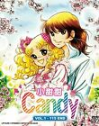 Anime DVD Candy Vol 1 - 115 End Complete Animation Box Set New