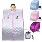 Home Portable Steam Sauna Loss Weight Spa Head Cover Tent Slimming Bath & Chair