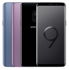 SAMSUNG GALAXY S9+ Plus DUAL  64GB MIDNIGHT BLACK / ORCHID GREY / ARCTIC SILVER