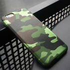 Fashion Camouflage Vinyl Wrap Phone Case Cover Sticker Decal For iPhone X 7 8