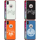 MCLAREN HONDA FIFTY YEARS ROSE SHOCKPROOF FENDER CASE FOR iPHONE SAMSUNG LG