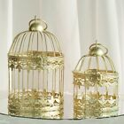 BIRD CAGES Gold Mini Wedding Party Centerpieces Favors Home DecorationsGifts