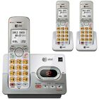Indoor Wireless House Phone 3 Handset Answering Machine System Caller ID New