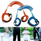 Внешний вид - Kids Safety Leash Anti Lost Wrist Strap Baby Walk Child Toddler Link Harness US