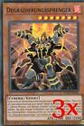 Yugioh | Flames of Destruction FLOD-DE Super Rare Rare Auswahl choose NEU