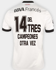 2018 Club Atlético River Plate campeon supercopa second Away Soccer Jersey image