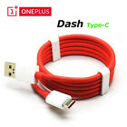 ORIGINE DASH TYPE-C CABLE ONEPLUS 3 3T 5 5T CHARGE SYNHRONISE SYNC RED 100CM