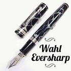 Wahl Eversharp The Magnificent Seven Oversize Celluloid Marble Fountain Pen