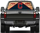 Cleveland Indians Rear Window Graphic Decal MLB Truck SUV Van Car Art Decor RA19 on Ebay