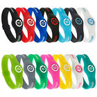 Bioflow Sport Magnetic Silicone Therapy Recovery Wristband New Training Bracelet