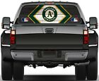 Oakland Athletics Rear Window Graphic Decal MLB Truck SUV Van Car Art RA53 on Ebay
